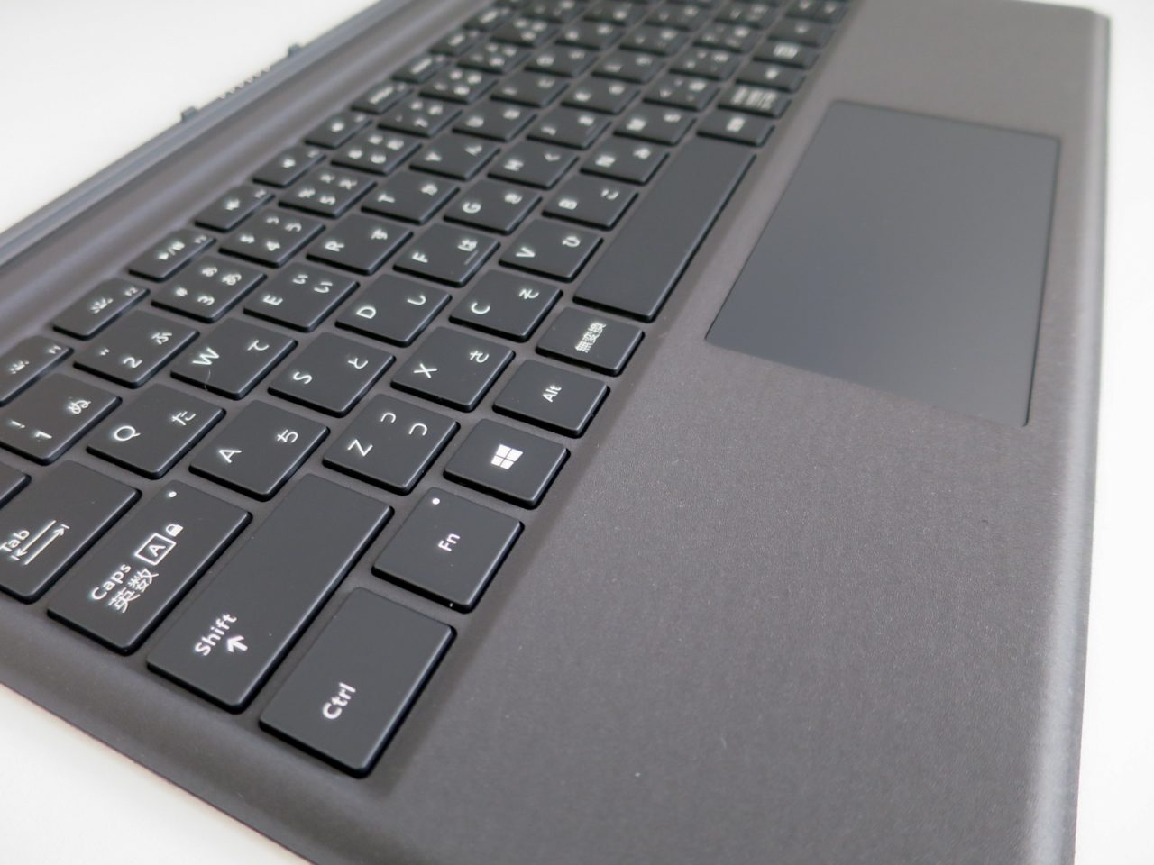 Surface Pro4のタイプカバー