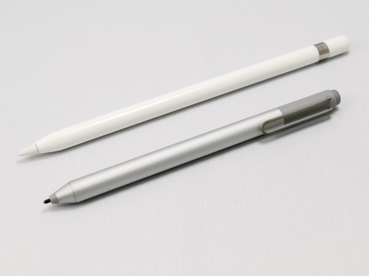 SurfaceペンとApple Pencil