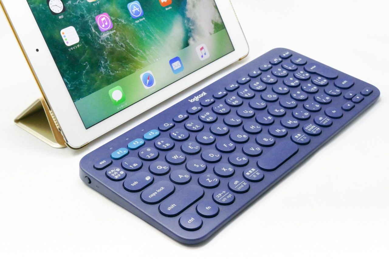 iPad Pro 9.7インチとK380