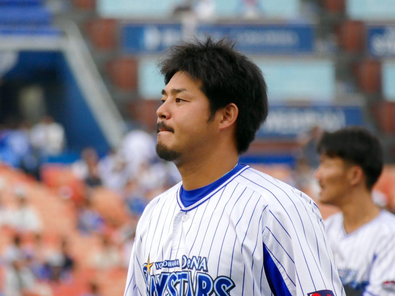 宮﨑敏朗選手