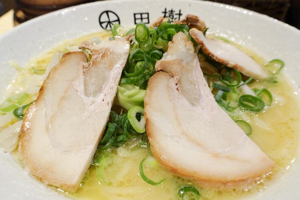 京都らーめん鶏白湯
