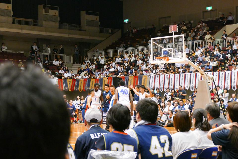 横浜ビー・コルセアーズ開幕戦22017017