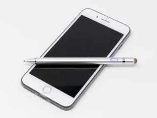 iPhone7Plusとスタイラス