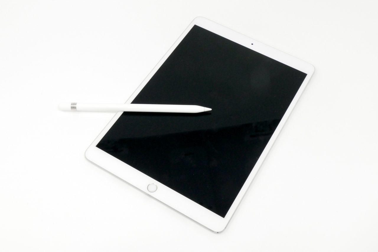 iPad Pro 10.5インチとApplePencil