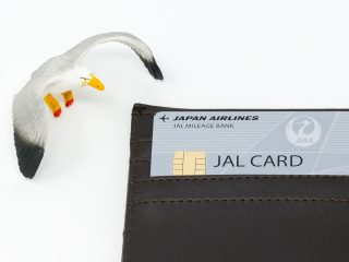 JAL普通カード(JCB)
