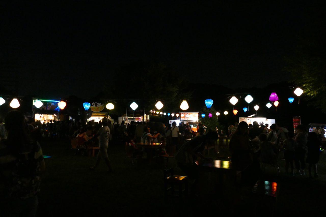 ズーラシアのコロコロ広場