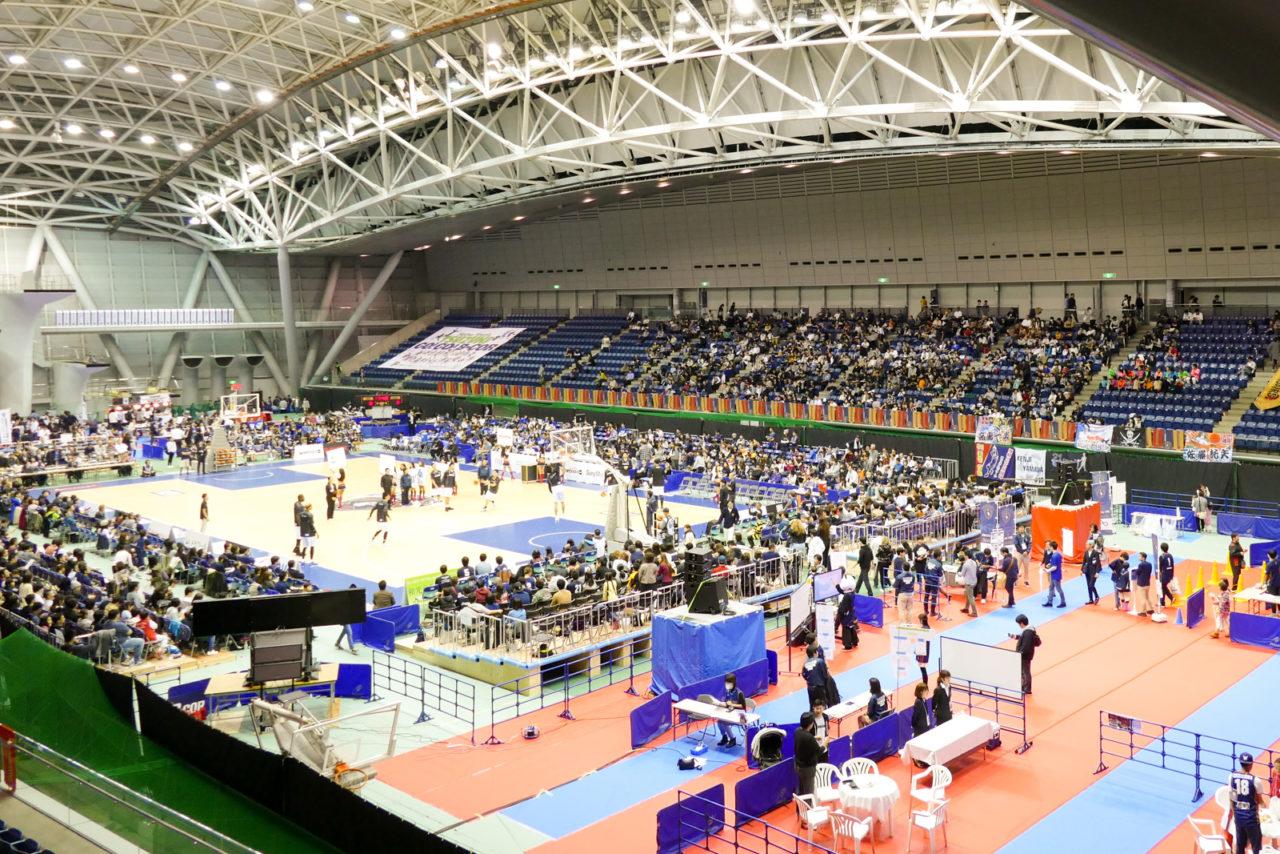 ビーコルIN1横浜国際プール