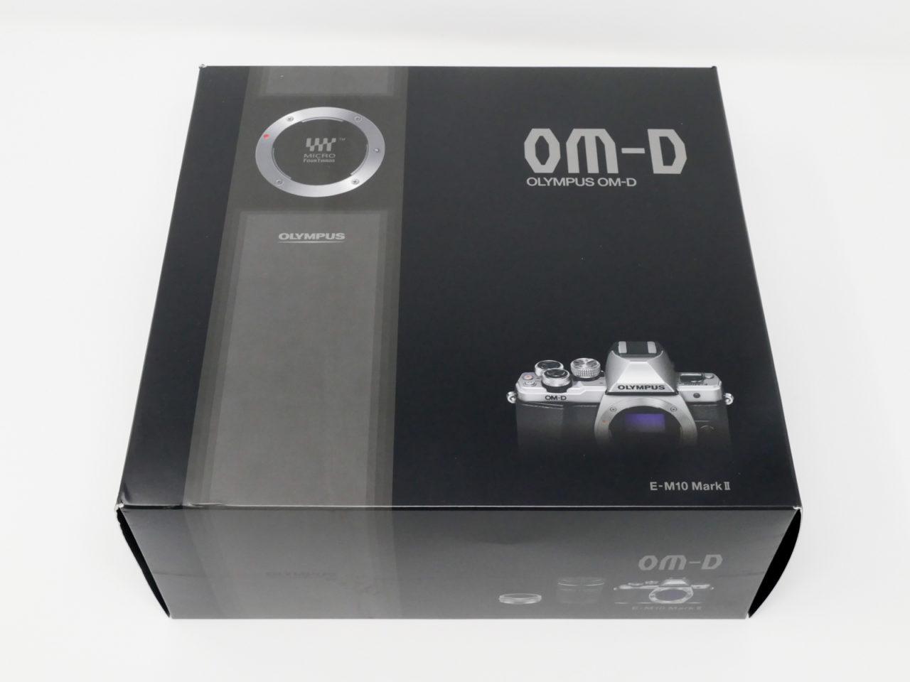 OLYMPUS OM-D E-M10 MarkII ダブルズームキット