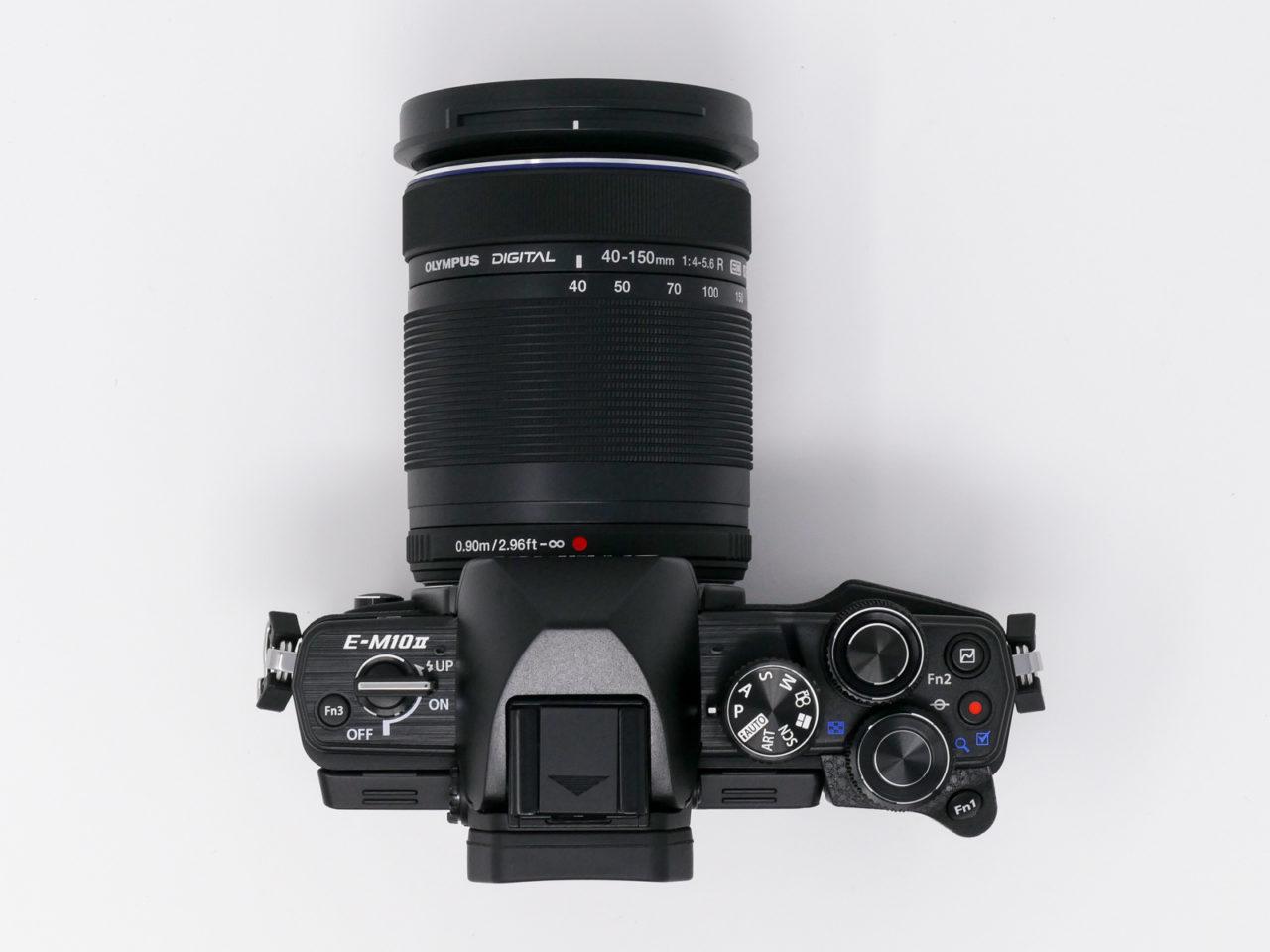 OM-D E-M10 MarkIIとM.ZUIKO DIGITAL 40-150mm