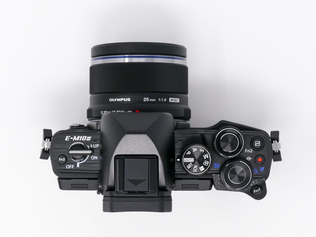 OM-D E-M10 MarkIIとM.ZUIKO DIGITAL 25mm F1.8