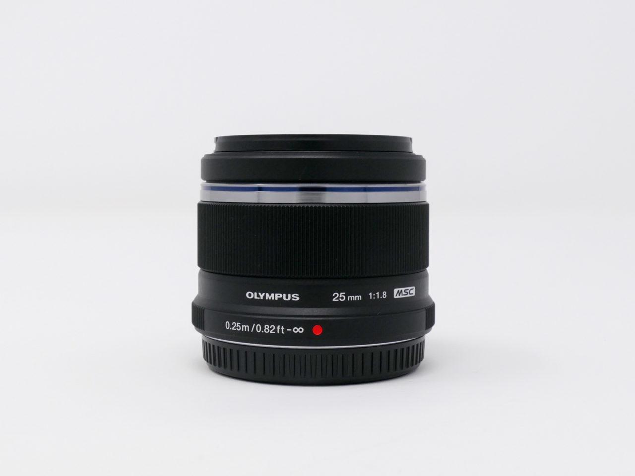 M.ZUIKO DIGITAL 25mm F1.8